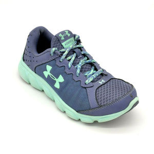 Under Armour Youth Assert 6 Running Shoes Size 4